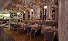 Foto: Rīgā durvis vēris vēl viens Vidusjūras virtuves restorāns 'Riviera'