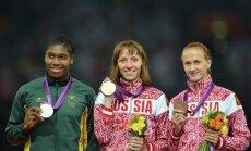 CAS noraidījusi krievu vieglatlētes Farnisovas apelāciju; Semenja kļūs par Londonas olimpisko čempioni