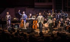 Klasiskās mūzikas huligāni 'Dagamba' sniegs vairākus koncertus Krievijā
