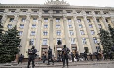 Arī Harkovā separātisti vēlas pašnoteikšanās 'referendumu'