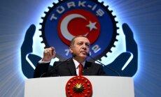 Erdogans: ir pierādījumi par Krievijas naftas darījumiem ar 'Daesh'