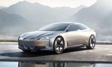 BMW parādījis jauna elektromobiļa prototipu