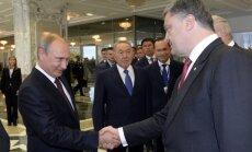 О чем договорились Путин и Порошенко: первые итоги важнейшей встречи