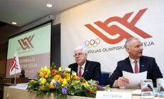 LOK vēršas pie valdības un Saeimas ar aicinājumu sporta nozarei svarīgos jautājumos