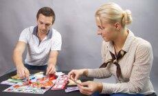 Kravu pavēlnieks Eiropas tranzīta līkločos – studenti rada galda spēli