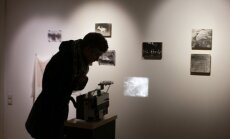 Foto: Ievas Balodes 'Neredzamie attēli' LMC Ofisa galerijā