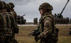 Varšava grib pastāvīgus ASV spēkus Polijā