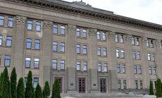 Ministru izbraukuma sēde Daugavpilī izmaksājusi 2500 eiro, ziņo raidījums