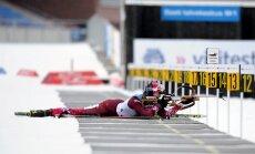 Šautene atrasta - Rastorgujevs piedalīsies Eiropas čempionāta sprinta sacensībās