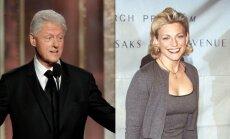 Slepenais aģents atklāj Klintona mīlas dzīves noslēpumus
