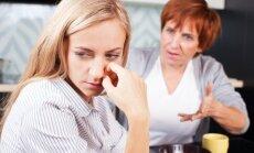 Pieci priekšnoteikumi, kas neļaus sievasmātei izjaukt jauno ģimeni