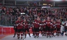 Latvijas izlase hokejs