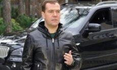 """Навальный раскрыл данные о """"тайной империи"""" Медведева"""