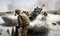Lietuvai jāpiedalās starptautiskajā operācijā Afganistānā, paziņo ministrs