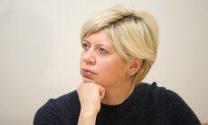 Чакша объяснила, зачем просит 1,9 млн евро на новую базу данных