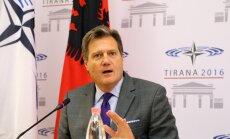NATO dalībvalstīm jābūt gatavām atbildēt Krievijas draudiem, norāda Parlamentārās asamblejas prezidents