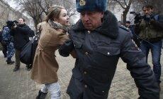 Volgogradā pēc teroraktiem aizturēti vairāk nekā 700 cilvēku