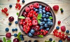 Мало калорий, много витаминов. Сколько следует съедать ягод в день?