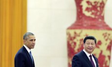ASV un Ķīna vienojas par rīcību klimata izmaiņu ierobežošanai