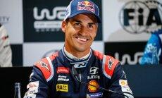 'Hyndai' WRC komanda pagarina līgumu ar spāņu pilotu Dani Sordo