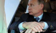 Путин пригрозил сокращением поставок газа Европе