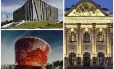 Latvijas Arhitektūras balvai pieteikts 51 darbs; to vidū lieli, sabiedriski nozīmīgi objekti