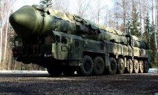 Путин: Россия вооружится еще 22 ядерными ракетами