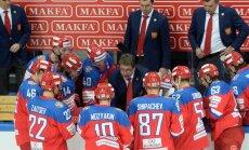 Harijs Vītoliņš: uz pirmo vietu A grupā Krievija vairs nevar pacelties