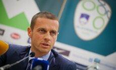 Aleksander Ceferin president Slovenian Football Association
