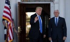 Спецпосланник ООН обсудит сирийский конфликт с командой Трампа
