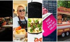'Positivus' tuvojas! Pieci pavāri un ēdinātāji, kuru gatavotos labumus jānogaršo festivālā