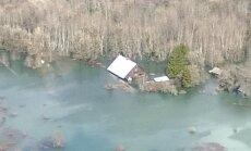 Trīs dienas pēc milzu zemes nogruvuma ASV atrasti 14 bojāgājušie; pazuduši 176 cilvēki
