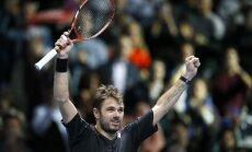 Джокович в седьмой раз вышел в финал US Open и сыграет с Вавринкой