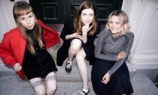 'Skaņu mežs' Kalnciema kvartālā piedāvā dīdžeju trio 'Apeiron Crew' performanci