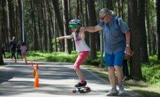 Aktīvas un radošas atpūtas svētki 'ZZ Festivāls' aicina: 'Kids zona' kopā ar Ketiju Šēnbergu