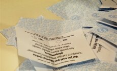 Vidzemē valodas referendumā pret divvalodību nobalsojuši 87,98%