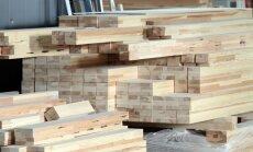 Japāņi nolūkojuši Latvijā būvētās koka mājas