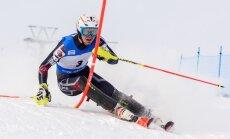 Kalnu slēpotājam Mikam Zvejniekam trešā vieta FIS sacensībās Zviedrijā