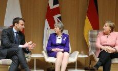 Участники саммита ЕС осудили нападение на Скрипаля
