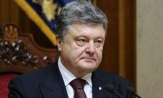 Порошенко поручил срочно вынести ситуацию в Авдеевке на рассмотрение Совбеза ООН