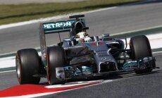 Hamiltons: Rosbergs manā auto ietriecās apzināti