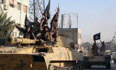 'Daesh' uzsāk masīvu uzbrukumu Sīrijas kurdiem