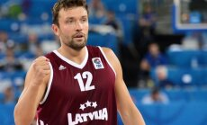 Par Latvijas gada labākajiem basketbolistiem atzīti Janičenoks un Jēkabsone-Žogota