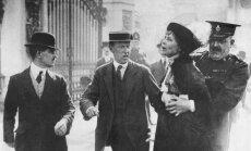 Par tiesībām balsot bija jācīnās. Ievērojamas sievietes, kas iestājās par vienlīdzību