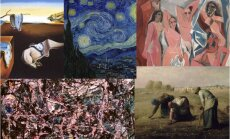Krāsu un ideju revolūcijas. 10 virzieni, kas mainīja 20. gadsimta mākslas vēsturi
