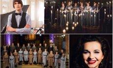 Dzintaru koncertzālē ar plašu programmu izskanēs trešais Ziemassvētku festivāls