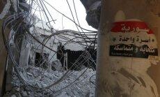 'Islāma valsts' izpildījusi nāvessodu vismaz 200 sunnītu gūstekņiem