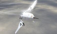 Анонсирован сверхзвуковой самолет с ядерным двигателем