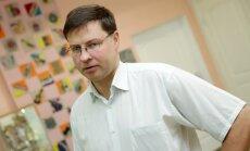 Sankciju ietekme: Latvijai jau ir pieredze ar palīdzības sniegšanu uzņēmējiem, norāda Dombrovskis