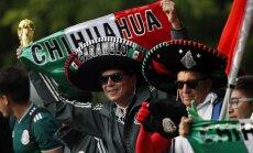 ФИФА наказала Мексику за гомофобские кричалки болельщиков на стадионе в Москве